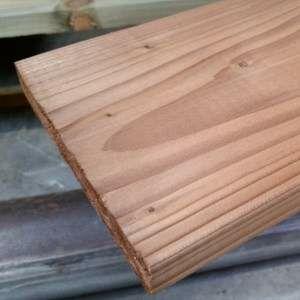 Platowood P05 Vuren geschaafde plank 18x140mm